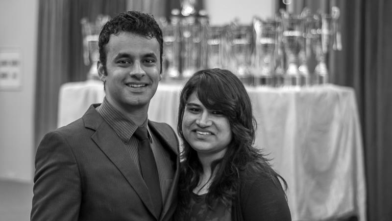 Ramita Vig and Anubhav Razdan