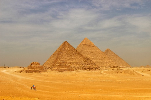 egypt is a country with easy visa