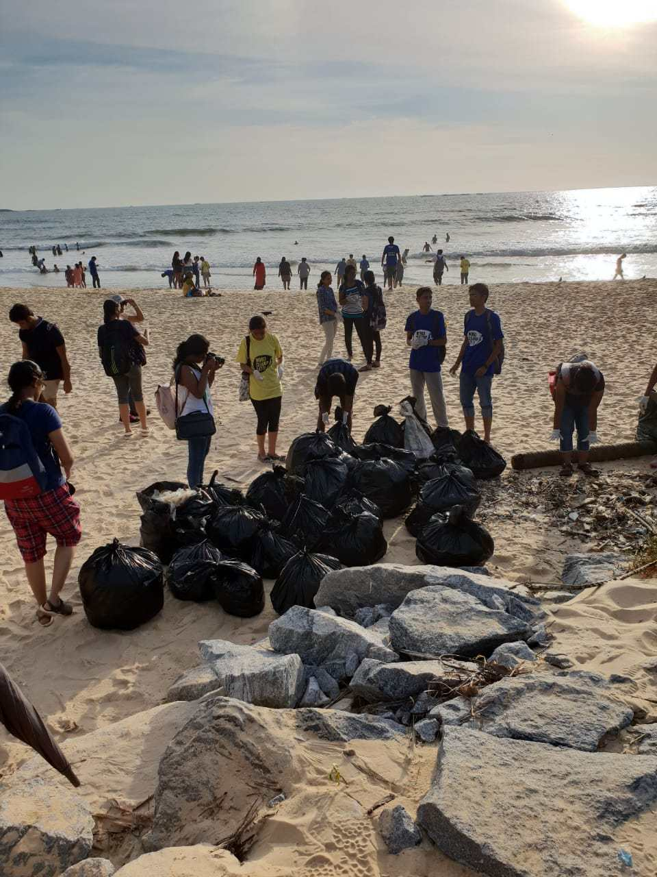 AIESEC delivers World Cleanup Day in partnership with Let's Do It! India